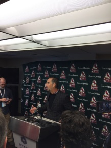 KXEO at the St  Louis Cardinals Winter Warm Up – KXEO