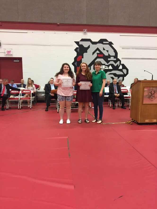 mhs awards 2