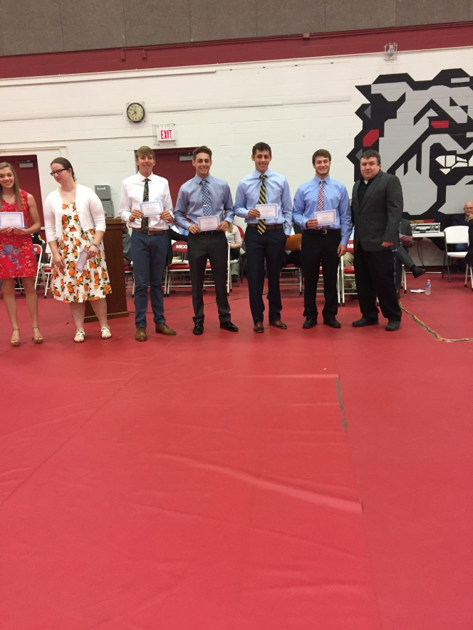 mhs awards 5