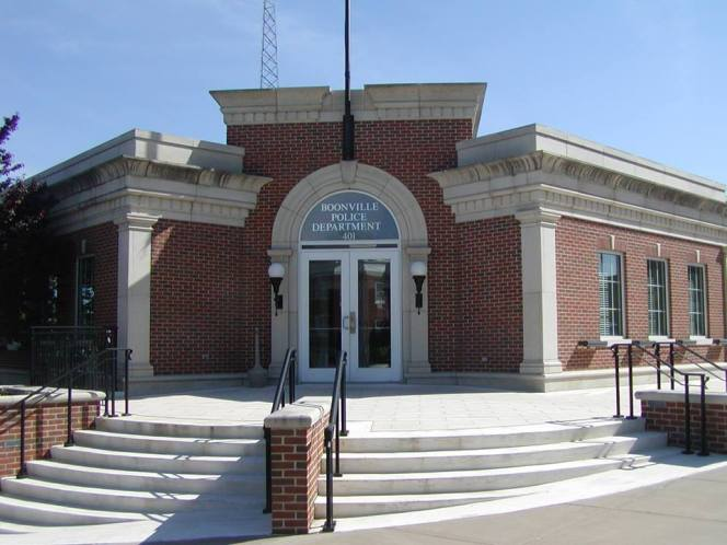 boonville police department