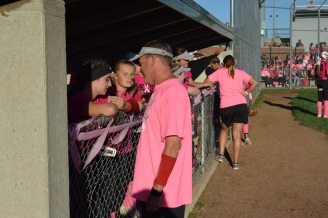 pink out win 2