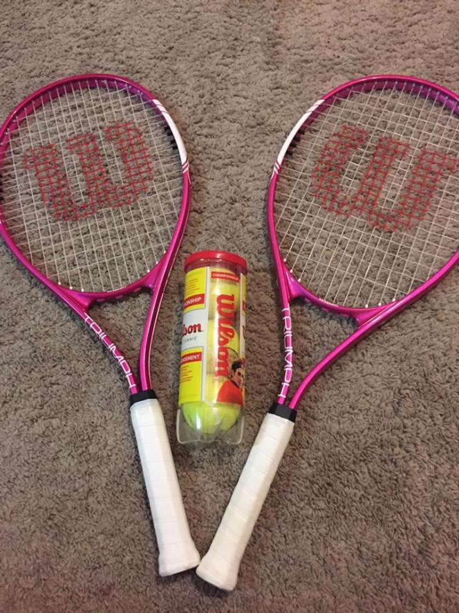 tennis racket photos