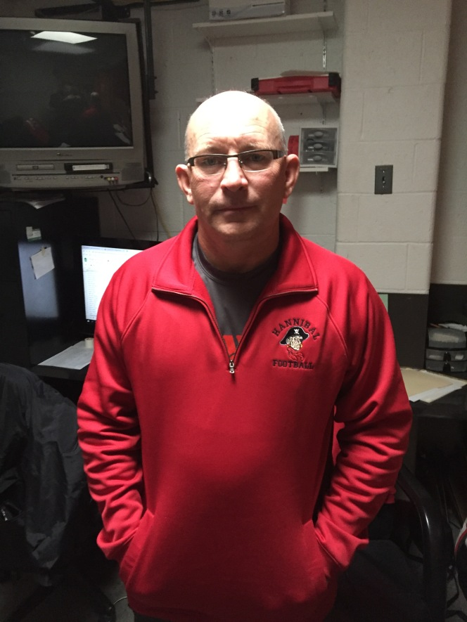 st. clair hannibal fb coach