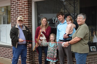 Webber Photography Ribbon Cutting