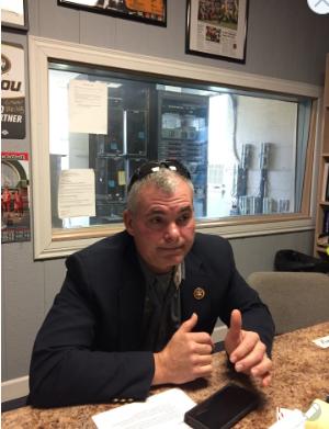Audrain County Sheriff Matt Oller Responds To Viral ...