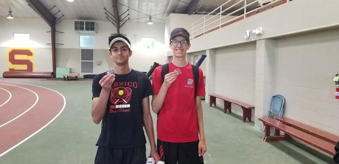 tennis waheed and pemberton