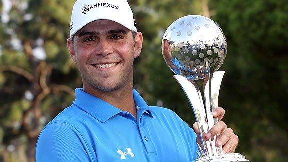 gary woodland winner of the U.S. Open