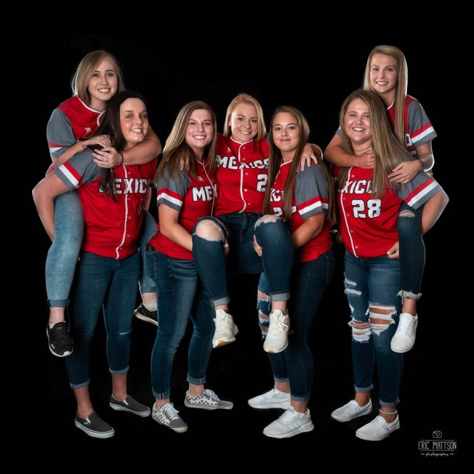 mex softball girls 2019