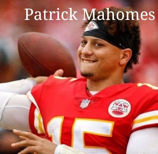 patrick mahomes 3