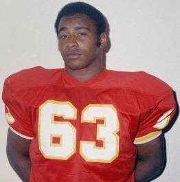Willie Lanier KC Chiefs