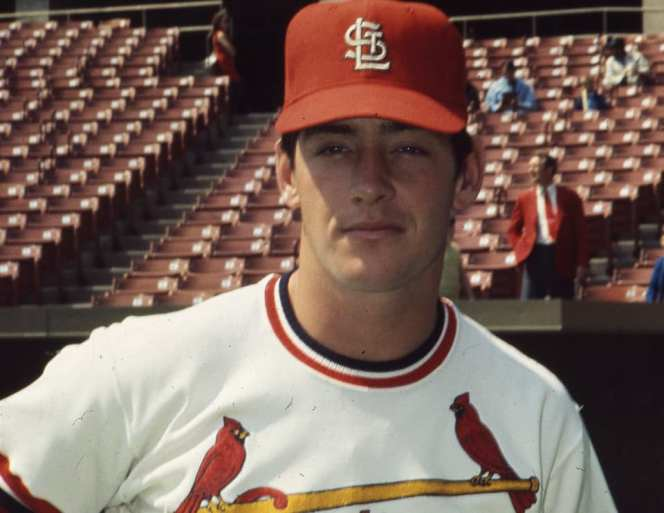 ted simmons st. louis cardinals