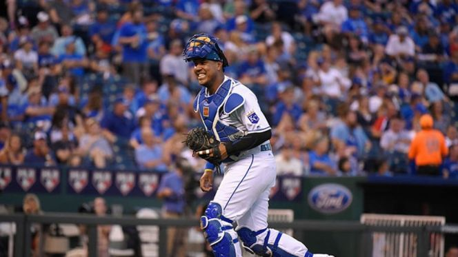 salvador perez kc royals